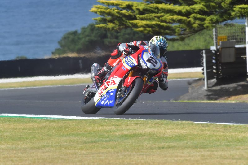 World Superbike pre-season officially concludes at Phillip Island with today's second and final day of testing