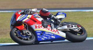 Kiyonari - Race 1 - AUS