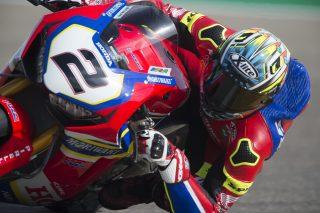 Leon CamierCBR1000RR,Honda World Superbike Team, Xlite,Sidi