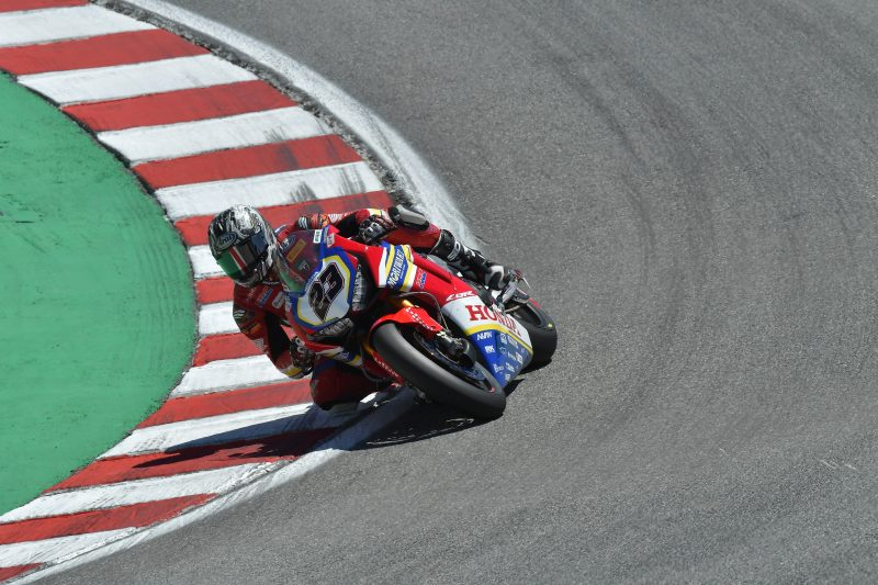 Kiyonari improves his feeling on the final day of racing at Laguna Seca